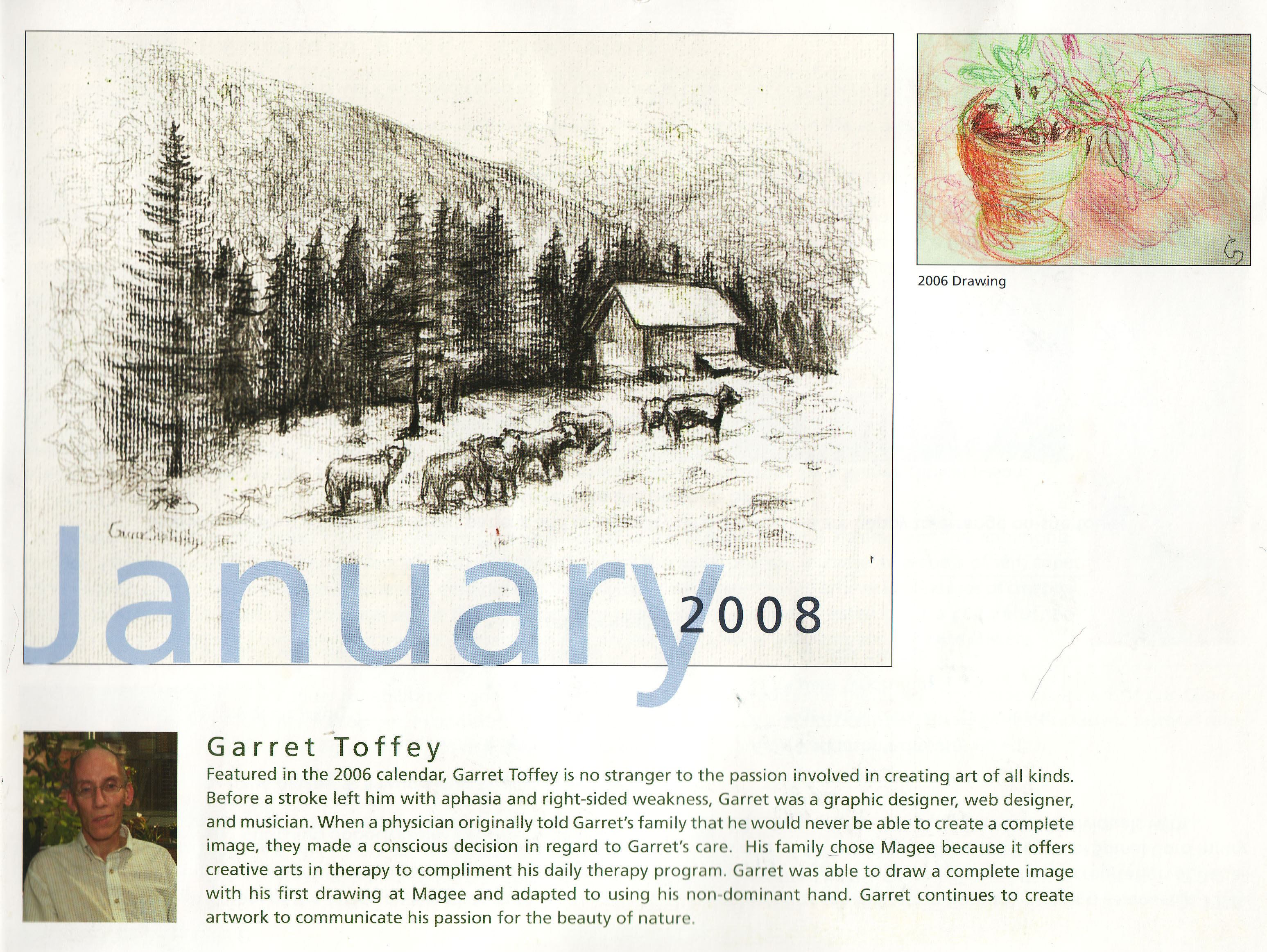 Story Of Garret Sip Toffey 2000 Plus South West New